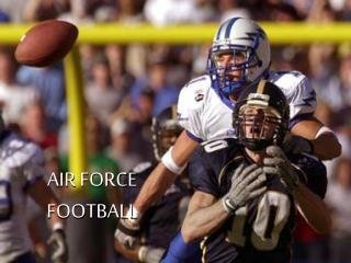 AIR FORCE FOOTBALL