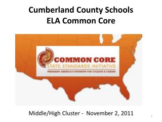 Cumberland County Schools ELA Common Core