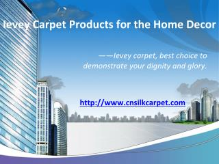 Ievey Carpet Products for the Home Decor