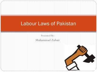 Labour Laws of Pakistan