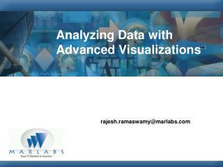Analyzing Data with Advanced Visualizations