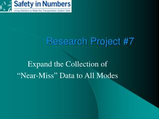 Research Project #7