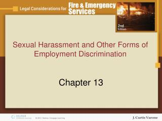 Sexual Harassment and Other Forms of Employment Discrimination