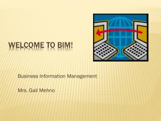 Welcome to BIM!