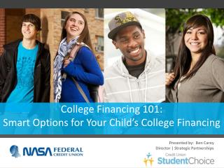 College Financing 101: Smart Options for Your Child's College Financing