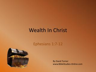 Wealth In Christ