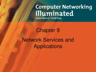 Chapter 9 Network Services and Applications