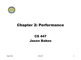 Chapter 2: Performance