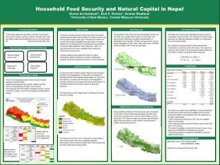 Food Security Defined