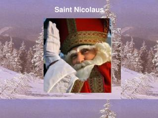 Saint Nicolaus