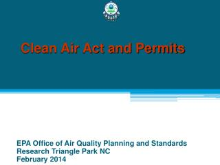 Clean Air Act and Permits