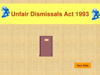 Unfair Dismissals Act 1993
