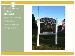 Broad Marsh Animal Hospital