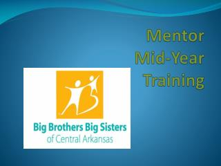 Mentor Mid-Year Training