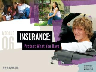 Why Insure