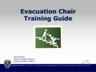 Evacuation Chair Training Guide