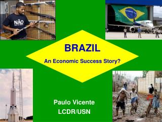Paulo Vicente LCDR/USN