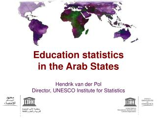 Education statistics  in the Arab States