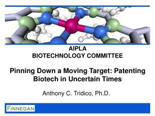 Anthony C. Tridico, Ph.D.