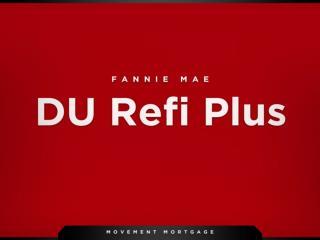 DU  Refi  Plus