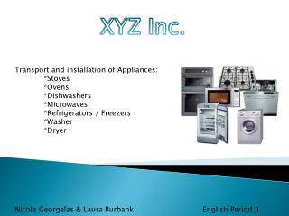 XYZ Inc.