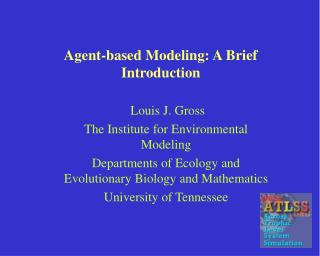 Agent-based Modeling: A Brief Introduction