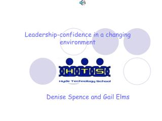 Leadership-confidence in a changing environment