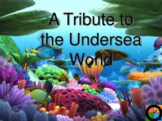 A Tribute to the Undersea World