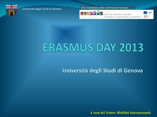 ERASMUS DAY 2013