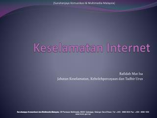 Keselamatan  Internet