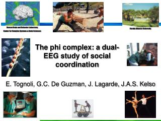 The phi complex: a dual-EEG study of social coordination