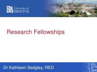 Research Fellowships