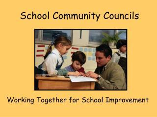School Community Councils