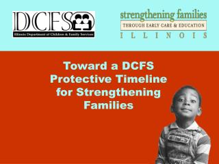 Toward a DCFS  Protective Timeline for Strengthening  Families