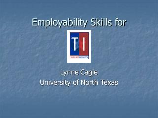 Employability Skills for