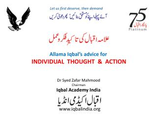 Iqbal Academy India