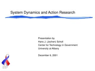 System Dynamics and Action Research
