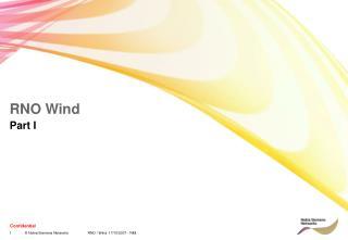 RNO Wind