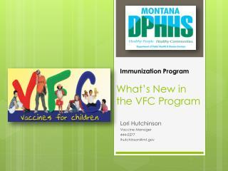 What's New in the VFC Program