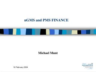 nGMS and PMS FINANCE