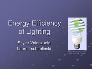 Energy Efficiency  of Lighting