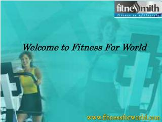 Personal Trainer in Mumbai – FITNESSSMITH