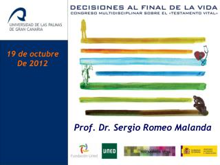 Prof. Dr. Sergio Romeo Malanda