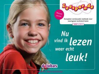 Leesparade Nieuw  Voor leesplezier én resultaat!