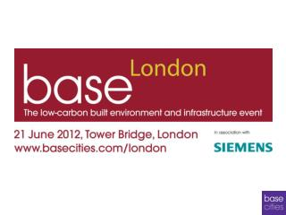 London's low carbon energy future: what do you need to know?