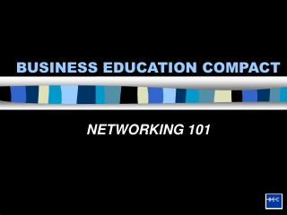 BUSINESS EDUCATION COMPACT