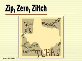 Zip, Zero, Ziltch