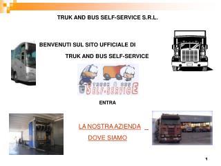 TRUK AND BUS SELF-SERVICE S.R.L.