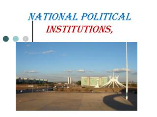 NATIONAL POLITICAL  INSTITUTIONS,