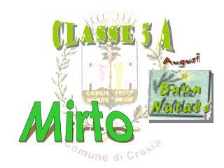 Classe 5 A